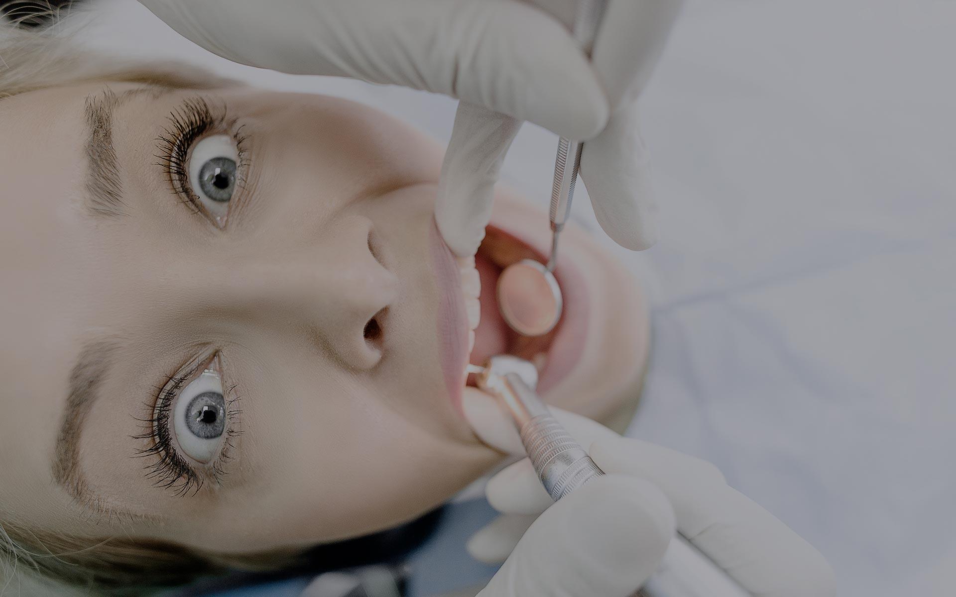 gaat liever naar de tandarts dan naar  een presentatie